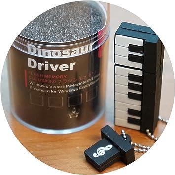 Memoria Usb 8 Gb Dinosaur Driver Teclado Musical Pendrive Usb ...