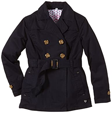 best sneakers 44a4a dc812 TOM TAILOR Kids Mädchen Jacke 35211910040 lovely trenchcoat/402