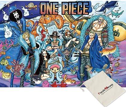 Haksan Día Especial 20 Aniversario edición Especial - oda eiichiro - 1000 Pedazos del Rompecabezas de Rompecabezas [Se Incluye Bolsa]: Amazon.es: Juguetes y juegos