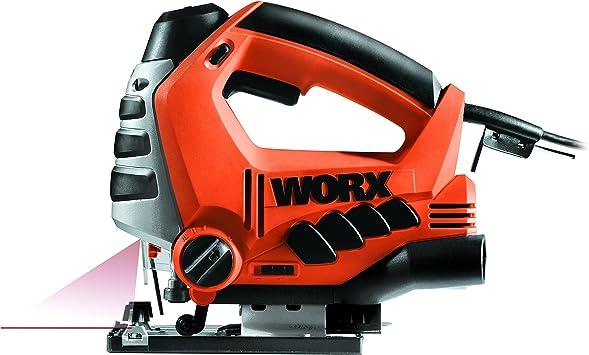 Worx WX474 - Sierra de calar 720w: Amazon.es: Bricolaje y herramientas