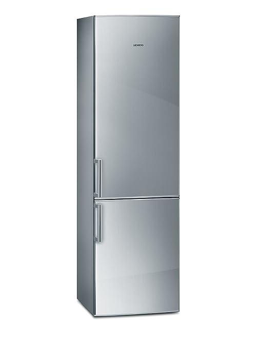 Siemens KG39VX78 nevera y congelador Independiente Acero ...