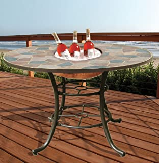 Deeco DM 104201 3 In 1 Rock Canyon Dining Table