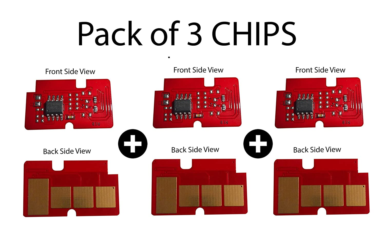 THINK3 M2826ND/M2876FH Reset Toner Chip - Set of 5: Amazon