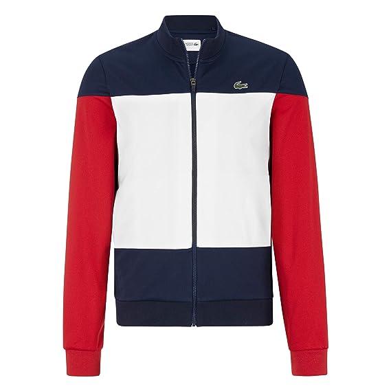 548adb588 Lacoste SH3550 Men Sweat Jacket