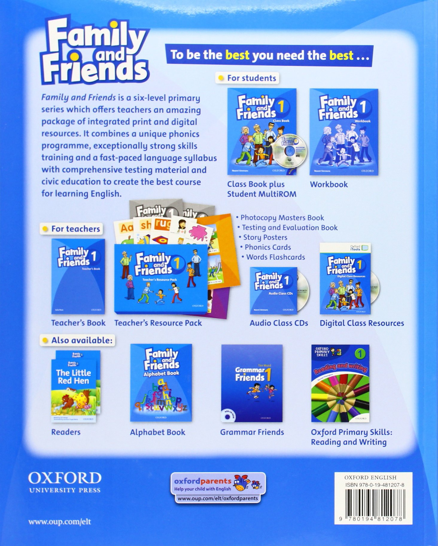 family and friends 1 class book скачать бесплатно