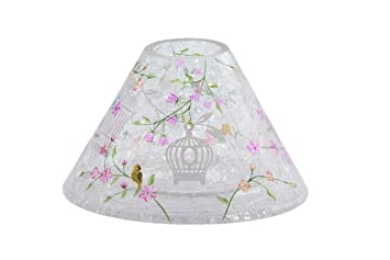 Yankee candles magic garden glass large shade amazon home yankee candles magic garden glass large shade mozeypictures Gallery
