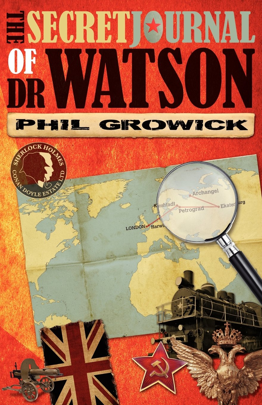 Read Online The Secret Journal of Dr Watson pdf epub