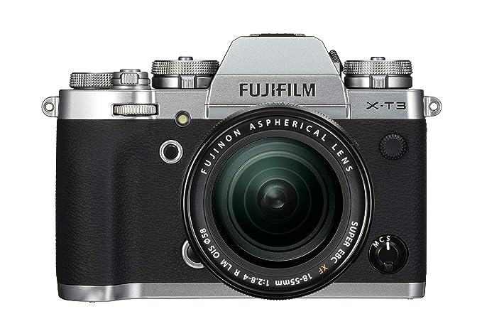 Fujifilm X-T3 - Cámara de objetivo intercambiable sin espejo, con ...