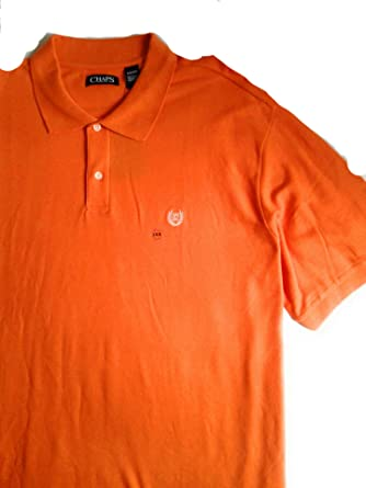Chaps Big and Tall Mens Polo Shirt 100% Cotton (3XL-Big 61e202b45