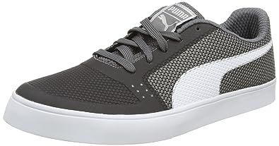 f201d3e17ec354 Puma Men s Irbr Vulc V2 Low-Top Sneakers