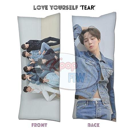 Amazon.com: Cosplay-FTW BTS Love Yourself Tear Jimin Body ...