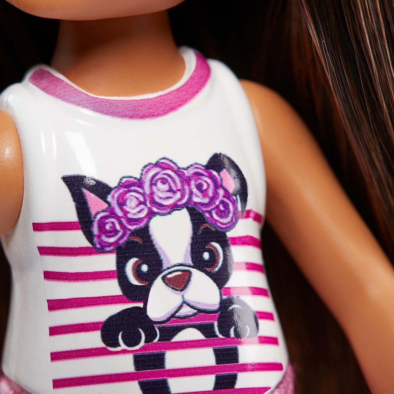 Barbie Club Chelsea Puppy Doll Mattel FRL81