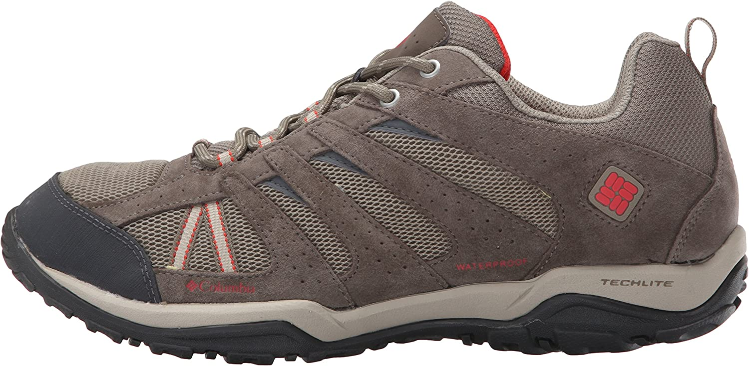 | Columbia Women's Dakota Drifter Waterproof Hiking Shoe, Breathable Leather, Durable | Hiking Shoes