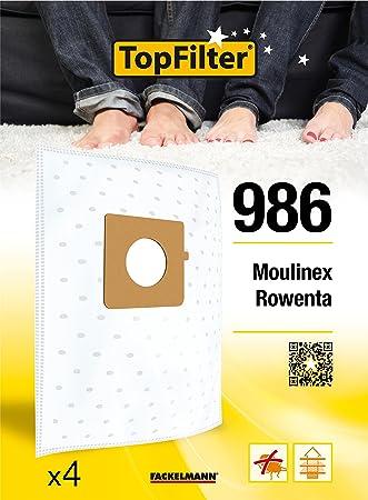 Amazon.com: TopFilter 986 4 forro polar bolsas para ...