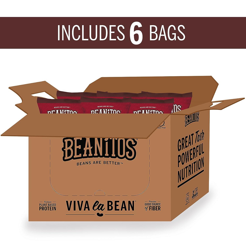 Amazon.com : Beanitos Sweet Chili & Sour Cream White Bean Chips ...