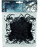 Boland 74466 - Schwarze Spinnen