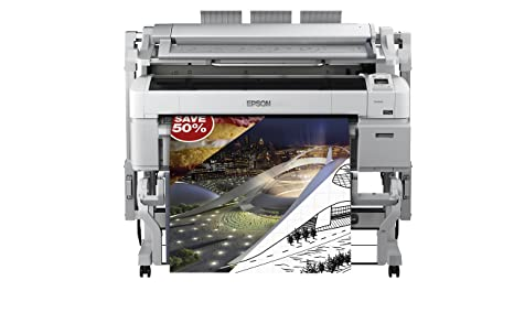 Amazon.com: Epson SureColor SC-T5200, impresora de gran ...