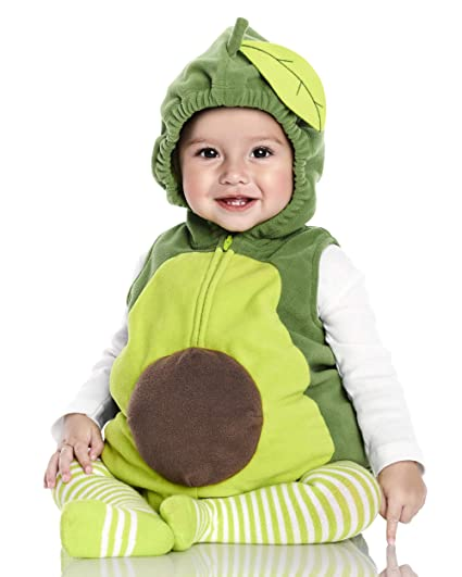 c19abfcbf Amazon.com: Carter's Baby Boys' Little Avocado Costume 18 Months: Clothing