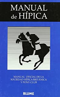Manual de Hipica (Spanish Edition)