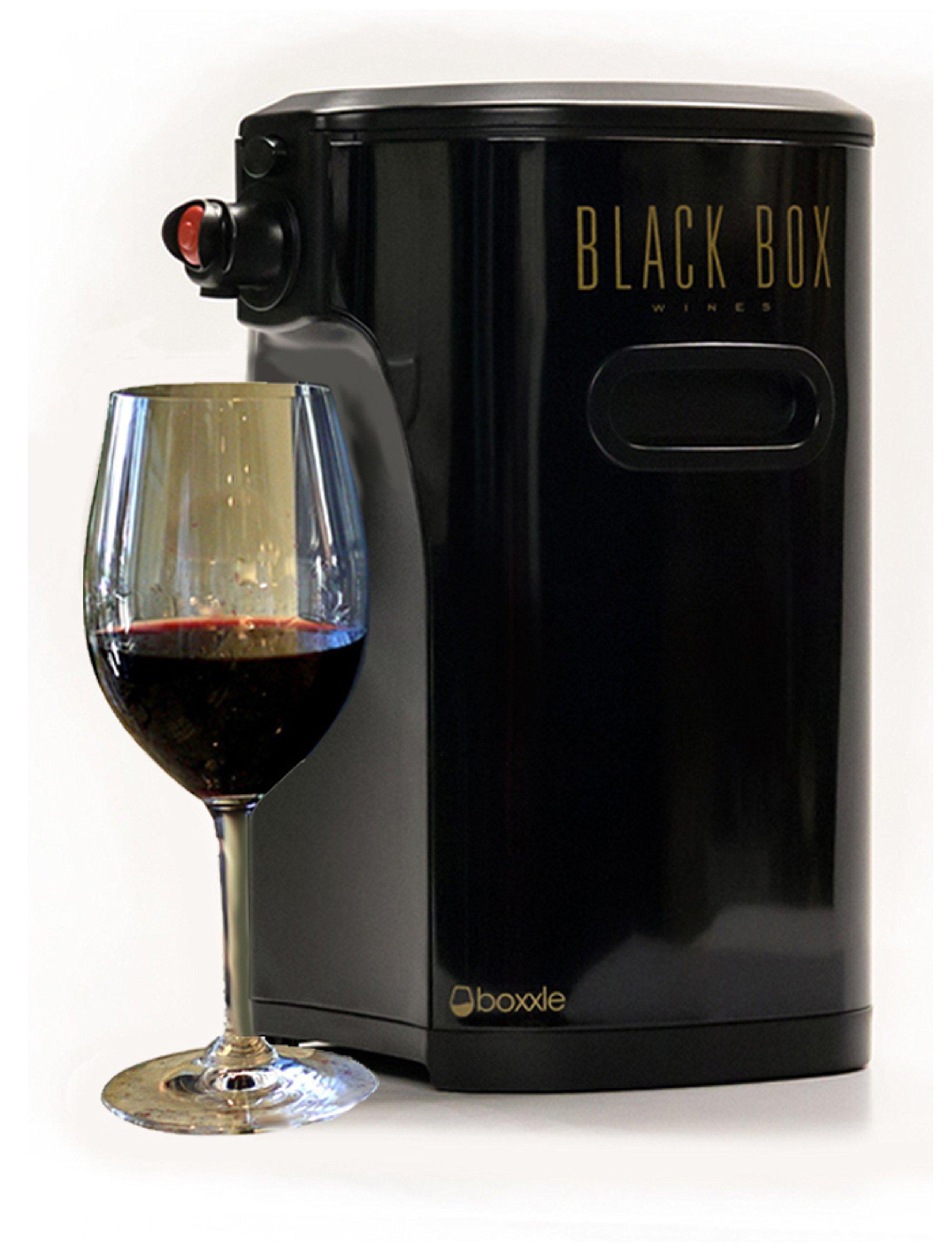 Black Box Boxxle- Premium 3 Liter Box Wine Dispenser