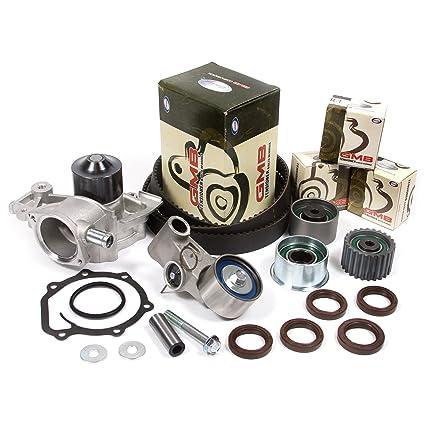 Amazon.com: 00-05 Subaru Turbo 2.5 SOHC 16V EJ251 EJ253 Timing Belt Kit Water Pump: Automotive