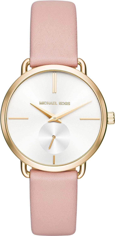 Michael Kors Reloj Analogico para Mujer de Cuarzo con Correa en Piel MK2659