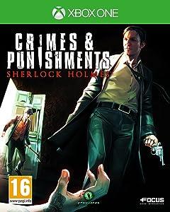 Crimes & Punishments: Sherlock Holmes (Xbox One) (UK IMPORT)