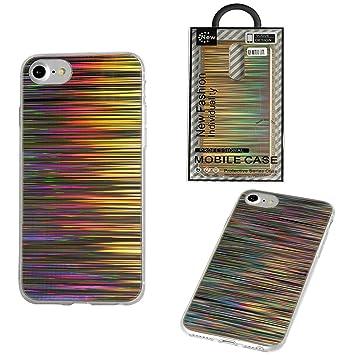 Unbekannt Carcasa para Apple iPhone X, diseño de arcoíris ...