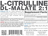 Hard Rhino L-Citrulline DL-Malate 2:1