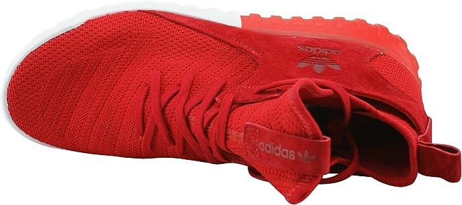 designer fashion 5c47d 1b031 adidas Originals Tubular X PK Red - SHS80129: Amazon.co.uk ...