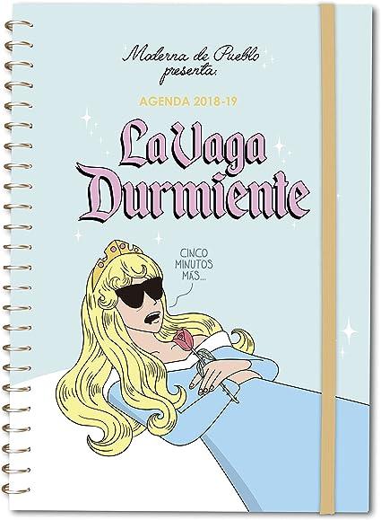 Agenda 2018-2019 Moderna de Pueblo: 5 (TANTANFAN): Moderna de ...