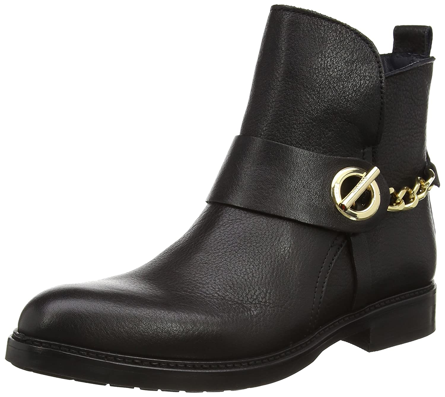 98f30c2e7b3 Tommy Hilfiger Women's Holly 1A Ankle Boots, (Black 990), 3.5 UK ...