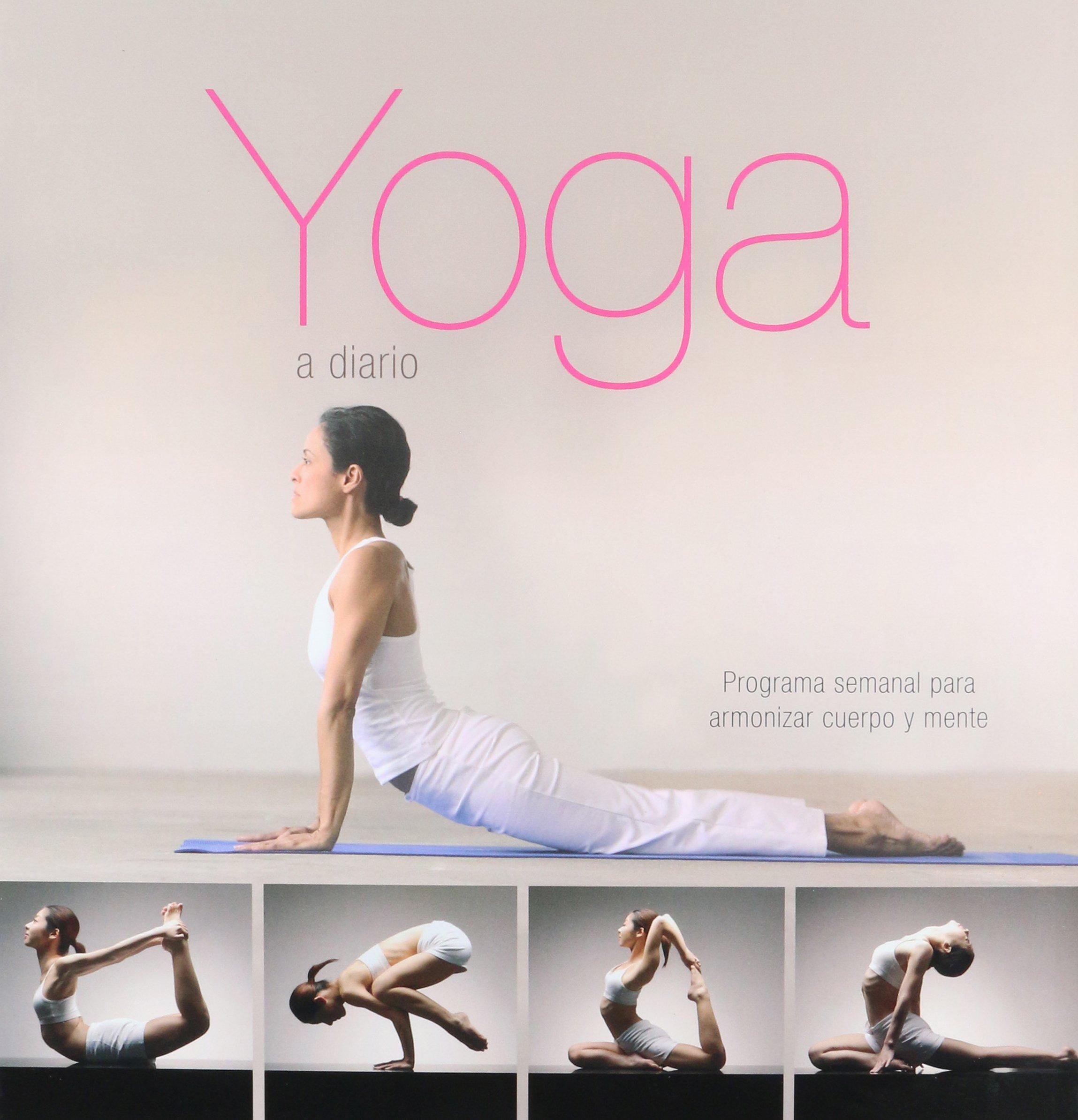 Amazon.com: Yoga a diario/ Yoga Daily Exercises: Programa ...