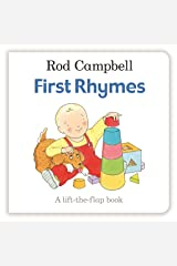 First Rhymes (Lift the Flap Book) Board book