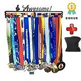 Medal Hanger Awards Holder Display Rack for 60