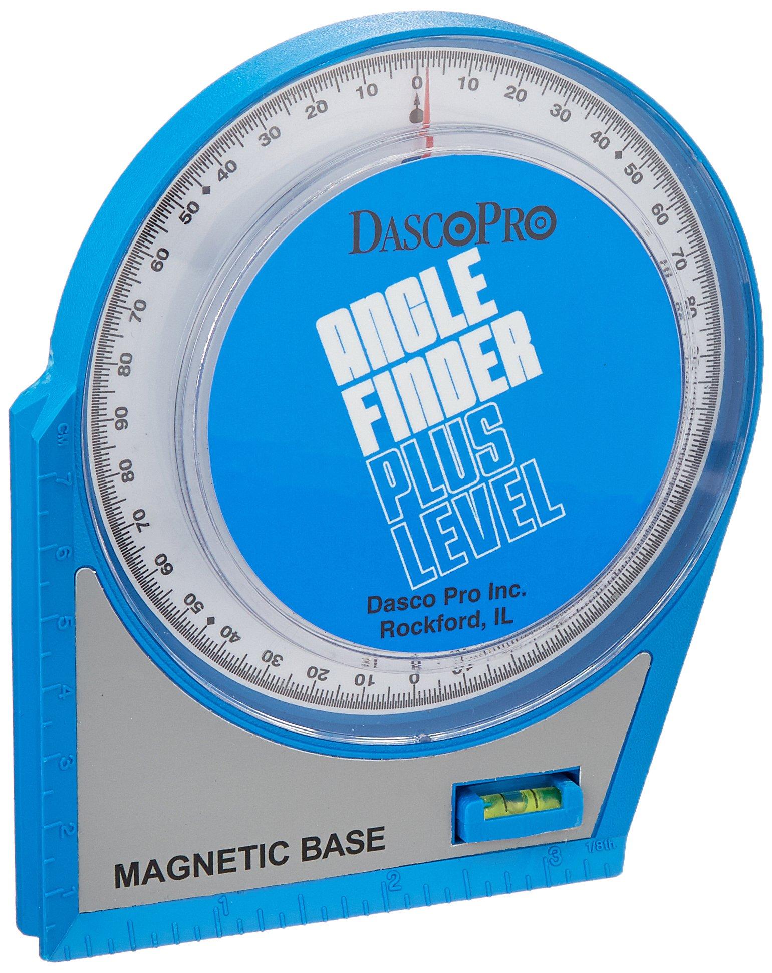 Dasco Pro AF700VM Angle Finder with Vial and Magnet