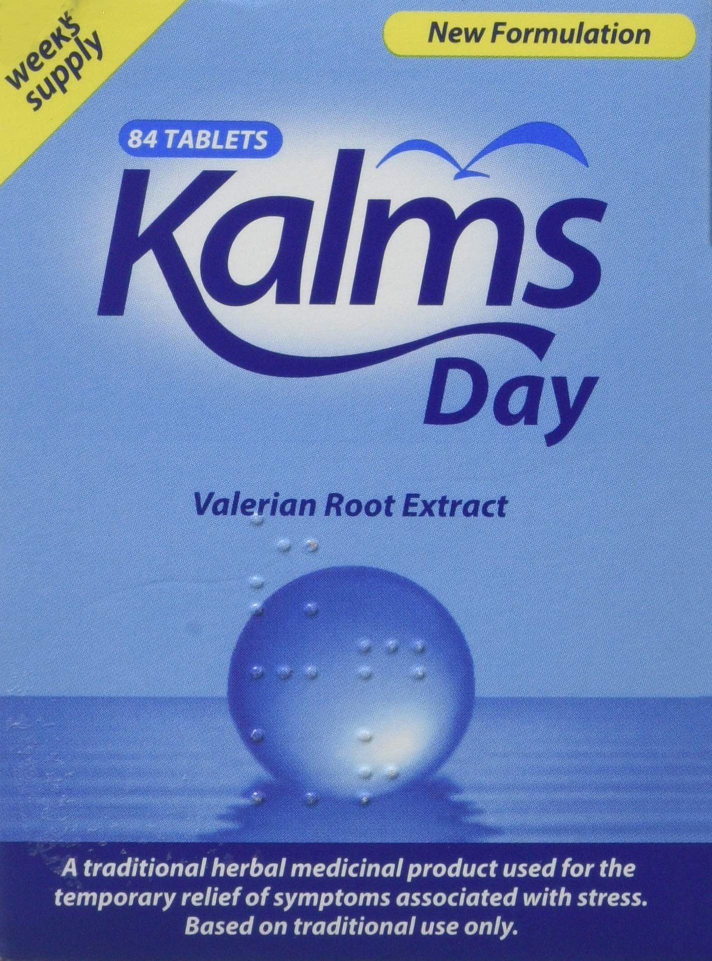 Kalms Stress Blister Pack - 84 Tablets
