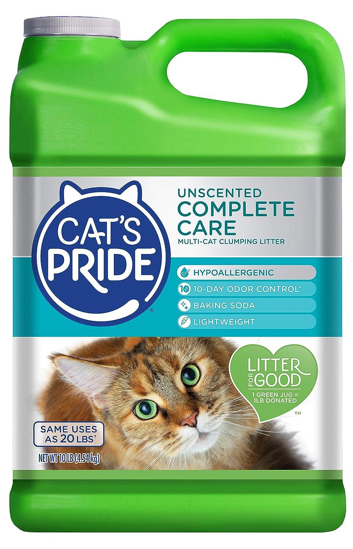 Cat's Pride Fresh Ultimate Care Lightweight Unscented Hypoallergenic Multi-Cat Litter