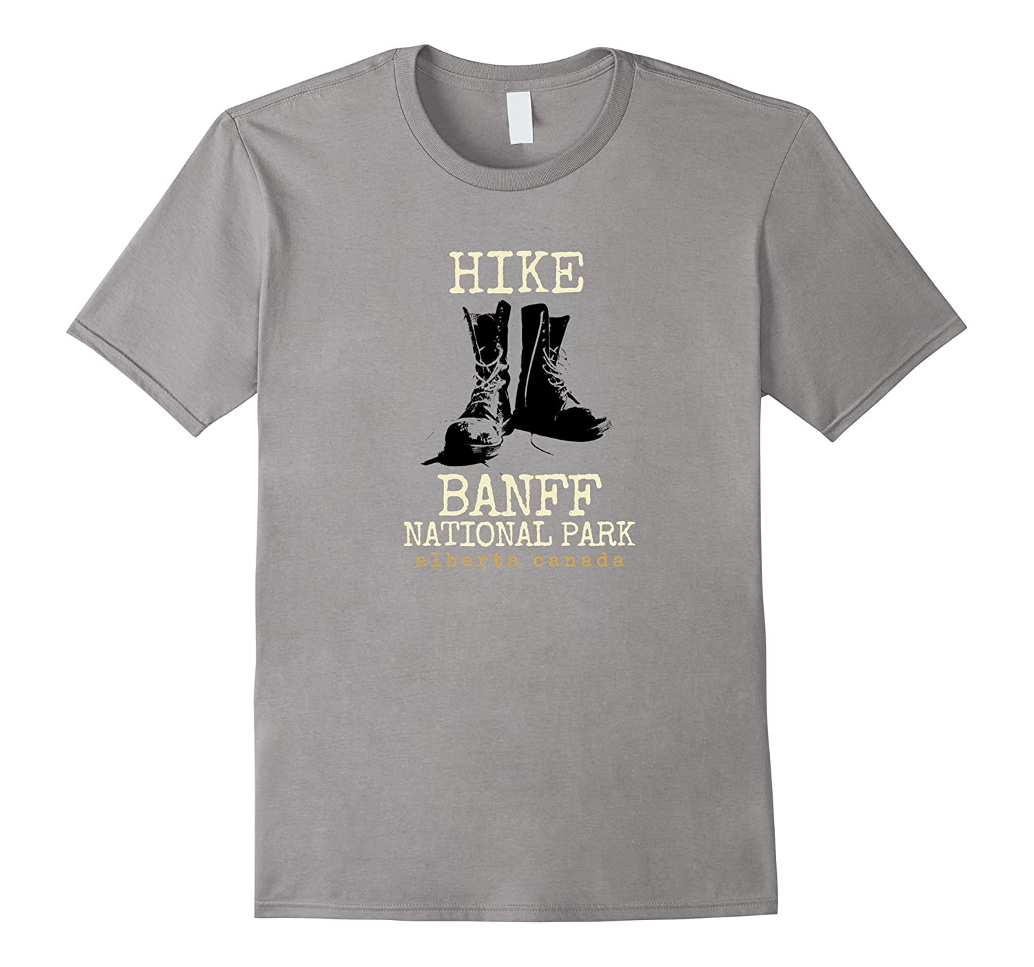Banff National Park T-Shirt, Hike Banff Alberta Canada Shirt-TH