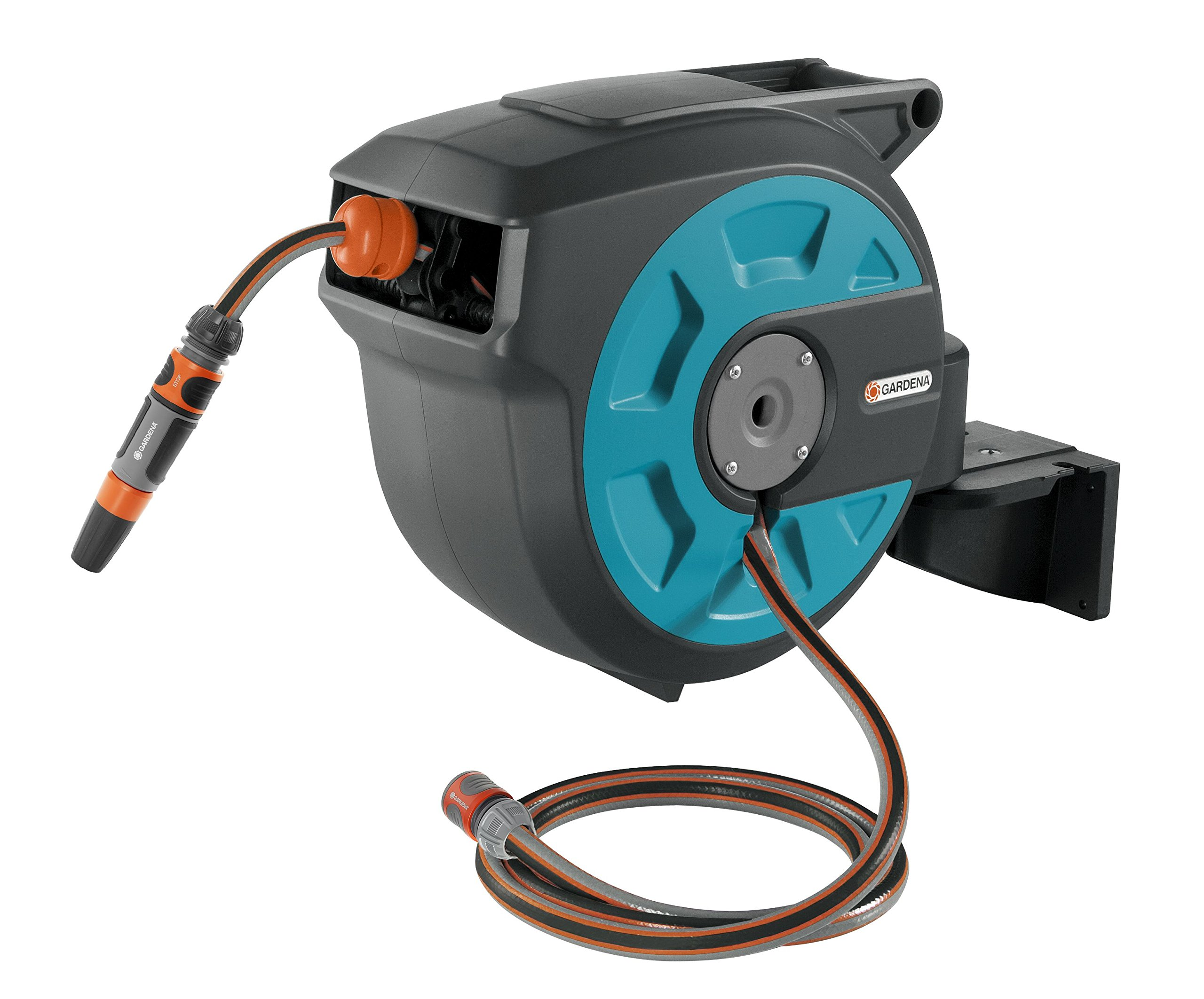 GARDENA Retractable Hose Reel 50-Feet