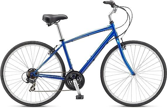 Schwinn Men's Voyager 3 700C Wheel Hybrid Bicycle