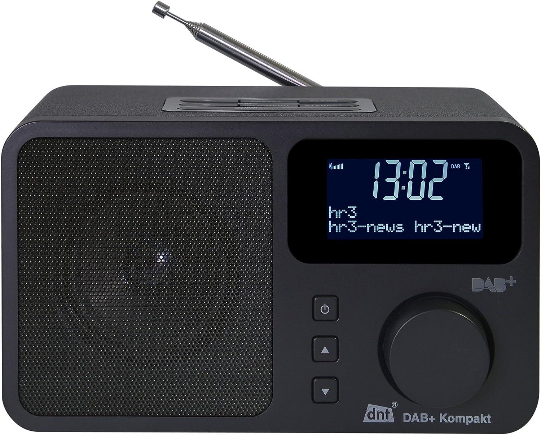DNT - Radio digital compacta (DAB/DAB+ y FM)