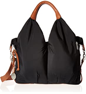 a57698ff9f Lassig Green Label Neckline denim Bag, Black. CDN$ 149.97 · Lassig Glam  Collection Signature Shoulder Bag Tote Hand-Bag, Black