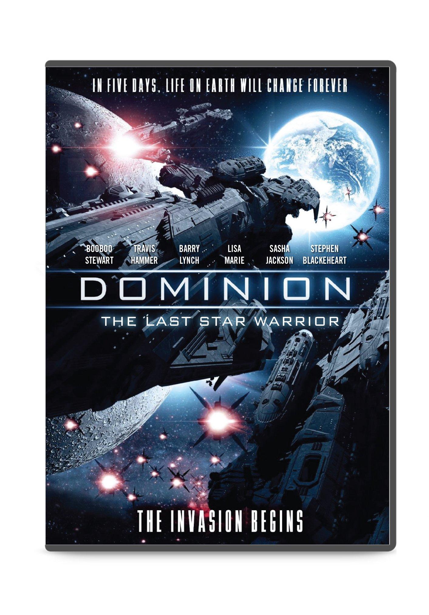 DVD : Dominion: The Last Star Warrior (Widescreen)