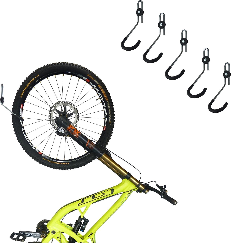 GearHooks Gancho de Pared para Bicicleta, Perfecto para ...