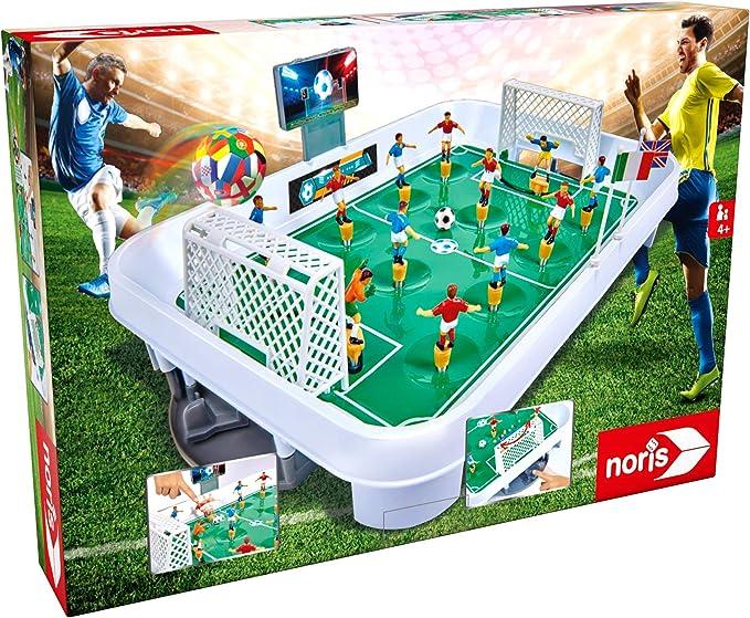 noris 606174469 Mesa Juego de acción de fútbol para Toda la ...