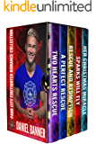 Park City Firefighter Romance Collection: Five Clean Romance Novels