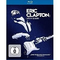 Eric Clapton - Life in 12 Bars [Blu-ray]