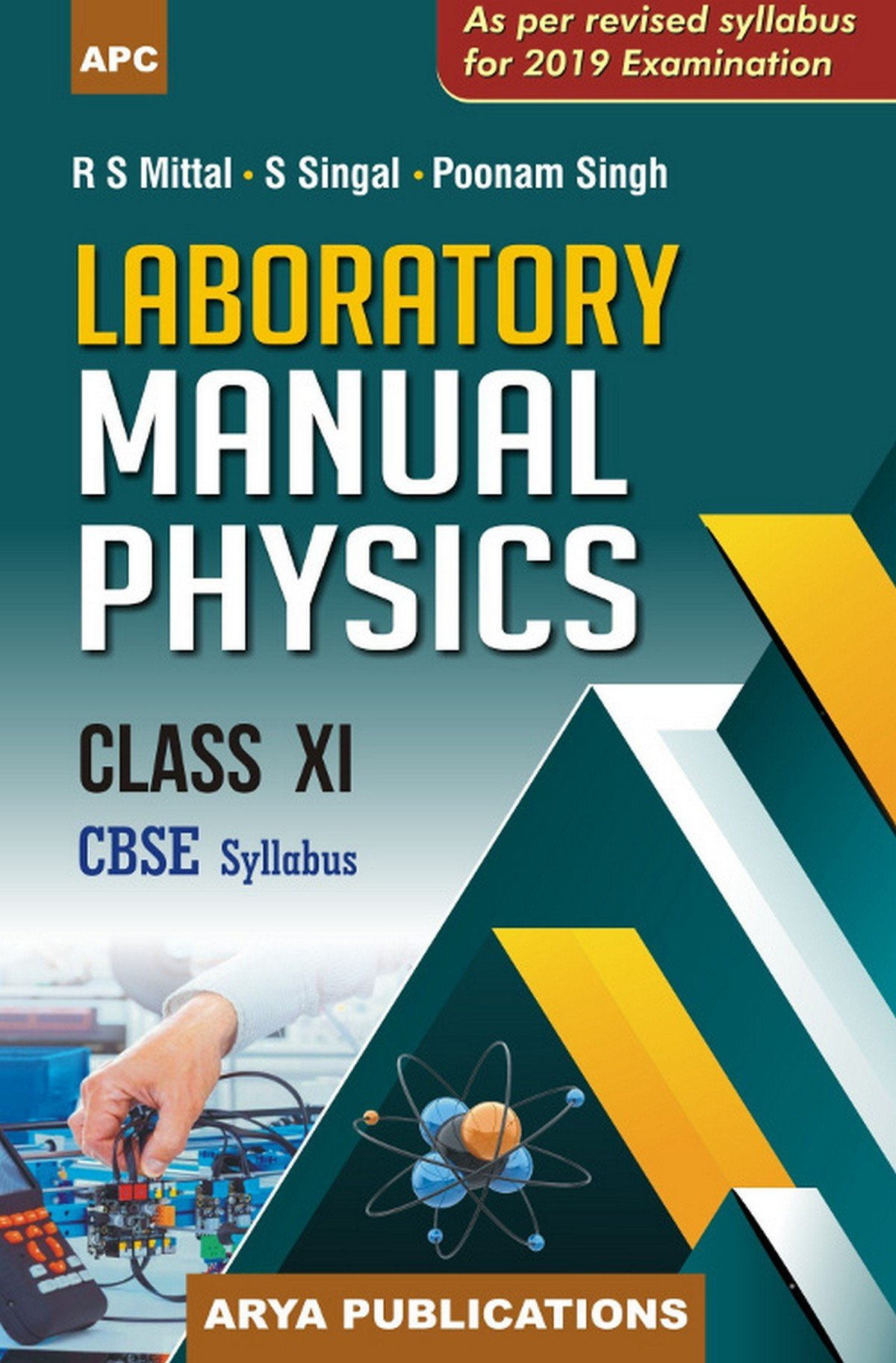 Laboratory Manual Physics Class- XI: Amazon.in: Poonam Singh, R.S. Mittal,  S. Singal: Books