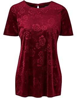Womens Embellished Angel Sleeve Top JD Williams
